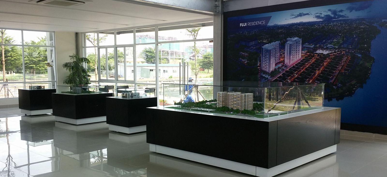Tổ hợp dự án KDC Fuji