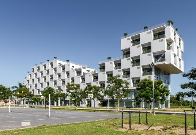 Kiến trúc trong sự phát triển của đất nước