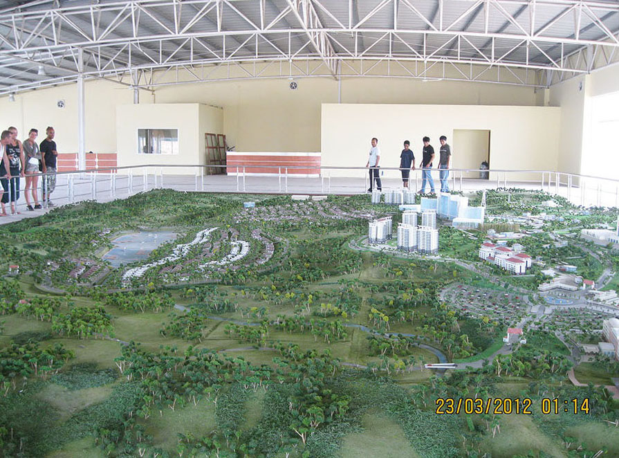 Khu nghỉ dưỡng Bokor Campuchia - Chủ đầu tư: Tập đoàn Sokha Campuchia