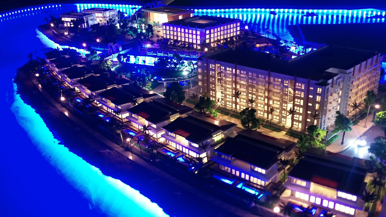 Khu nghỉ dưỡng Champa Nha Trang - Chủ đầu tư: CTY CP Du Lịch Hải Đảo
