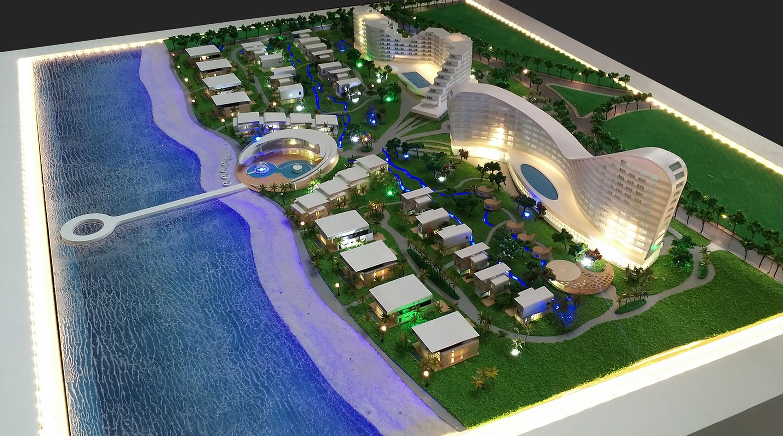 Khu nghỉ dưỡng Lộc An - Chủ đầu tư: Cty CP ABBO