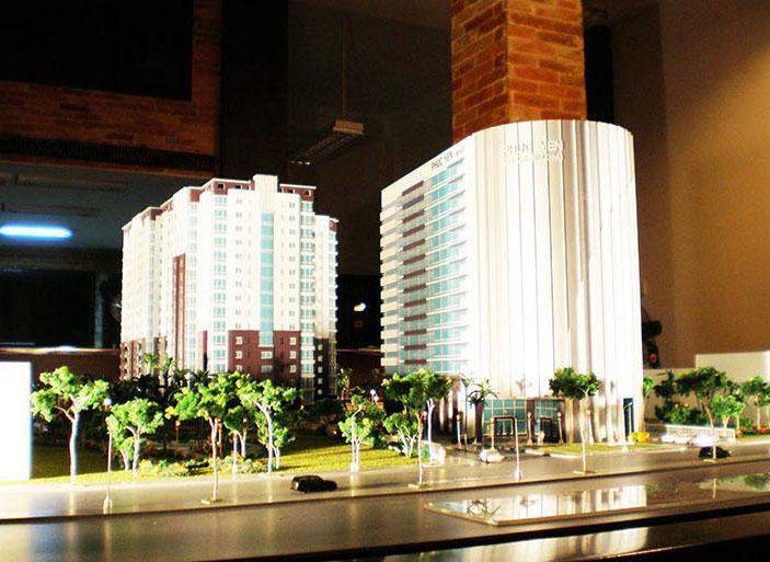Phúc yên Plaza Tân Bình - Chủ đầu tư: CTY CP Phúc Yên