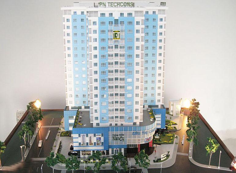 Pntechcons Plaza Phú Nhuận - CTY CP-KT Phú Nhuận