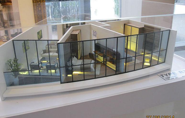 Somerset Residence Căn góc - Chủ đầu tư: Cty Zone Architect