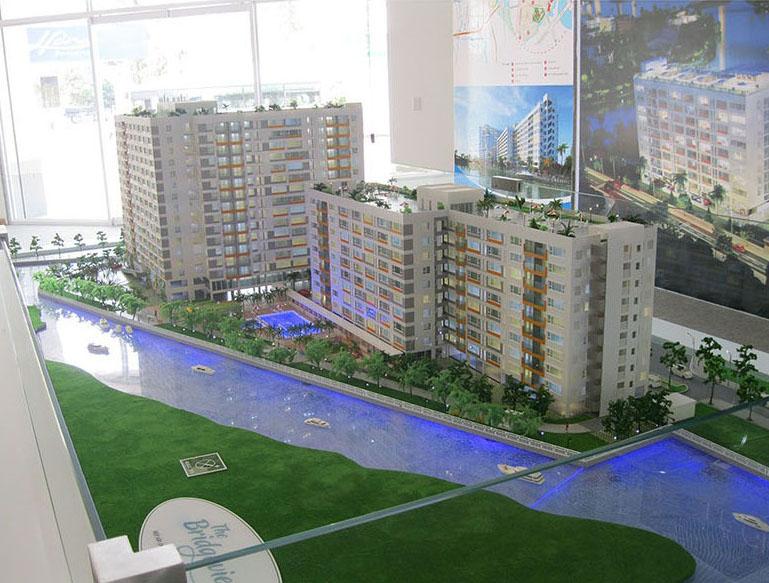 The Brigde View quận 7 - CTY CP Đầu Tư Nam Long