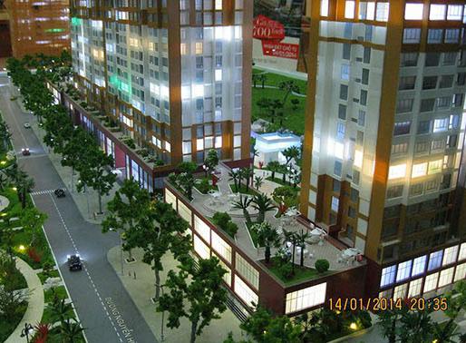 The Park Residence quận 7 - Chủ đầu tư: CTY CP Hoàng Anh