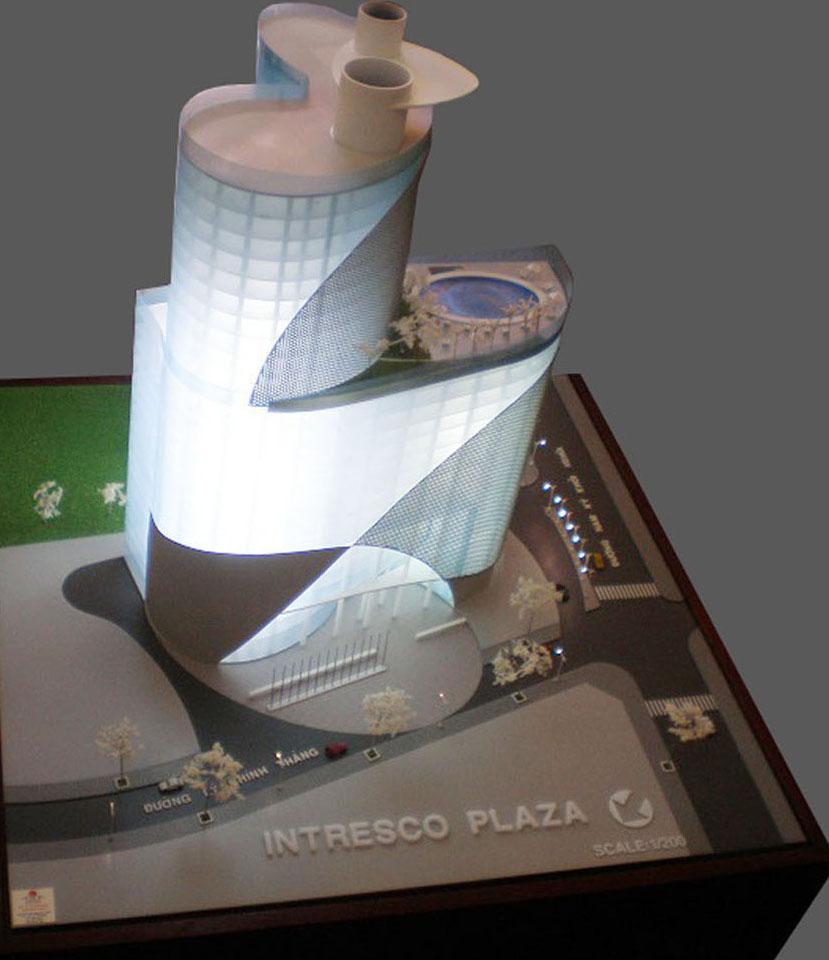 Văn phòng Intresco quận 1 - Cty cổ phần đầu tư Intresco